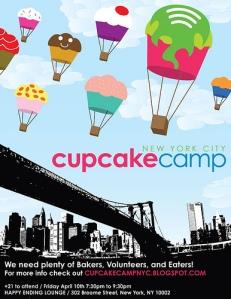 cupcake camp NYC