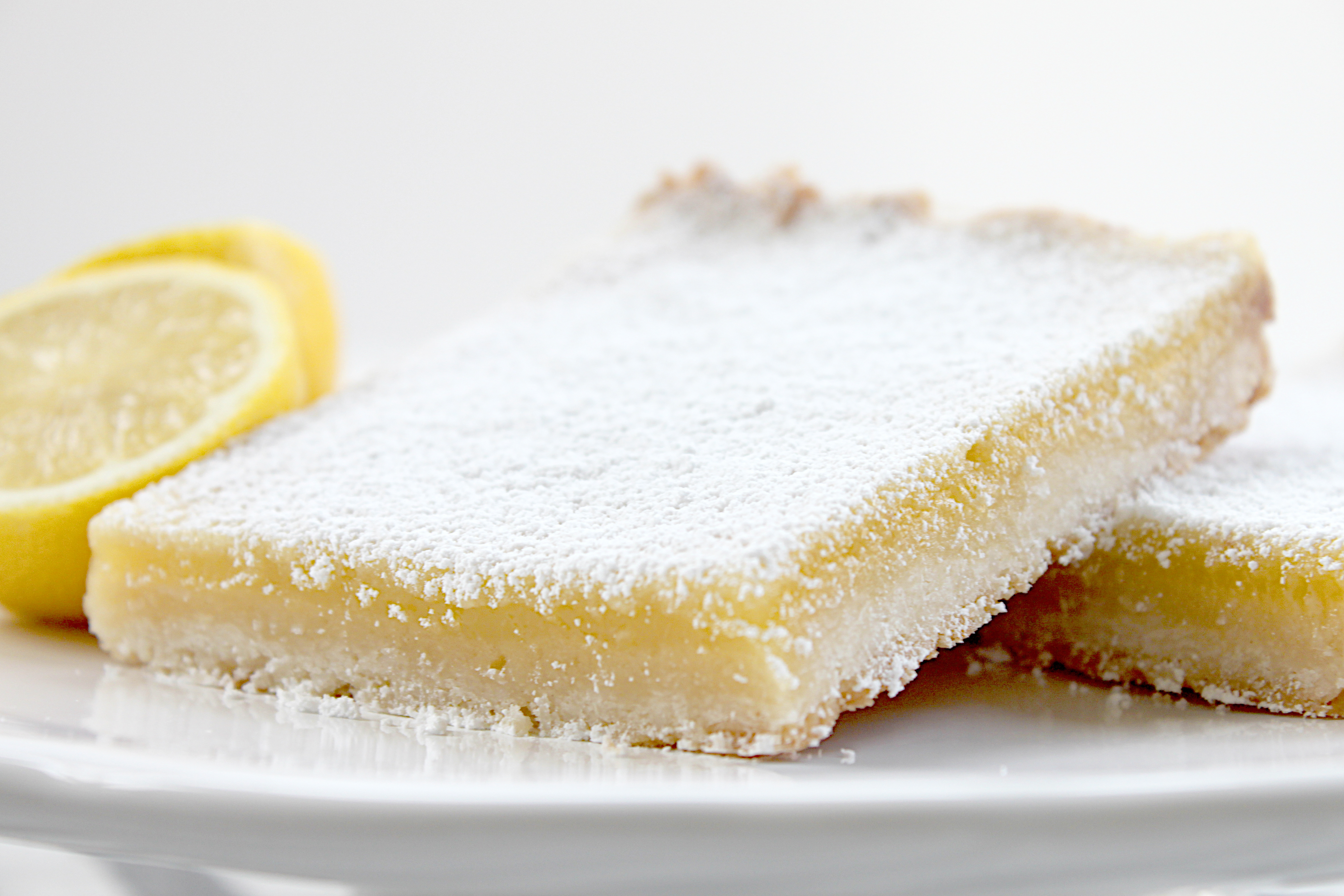 From the Kitchen: Lemongrass Bars with Coconut Shortbread Crust ...
