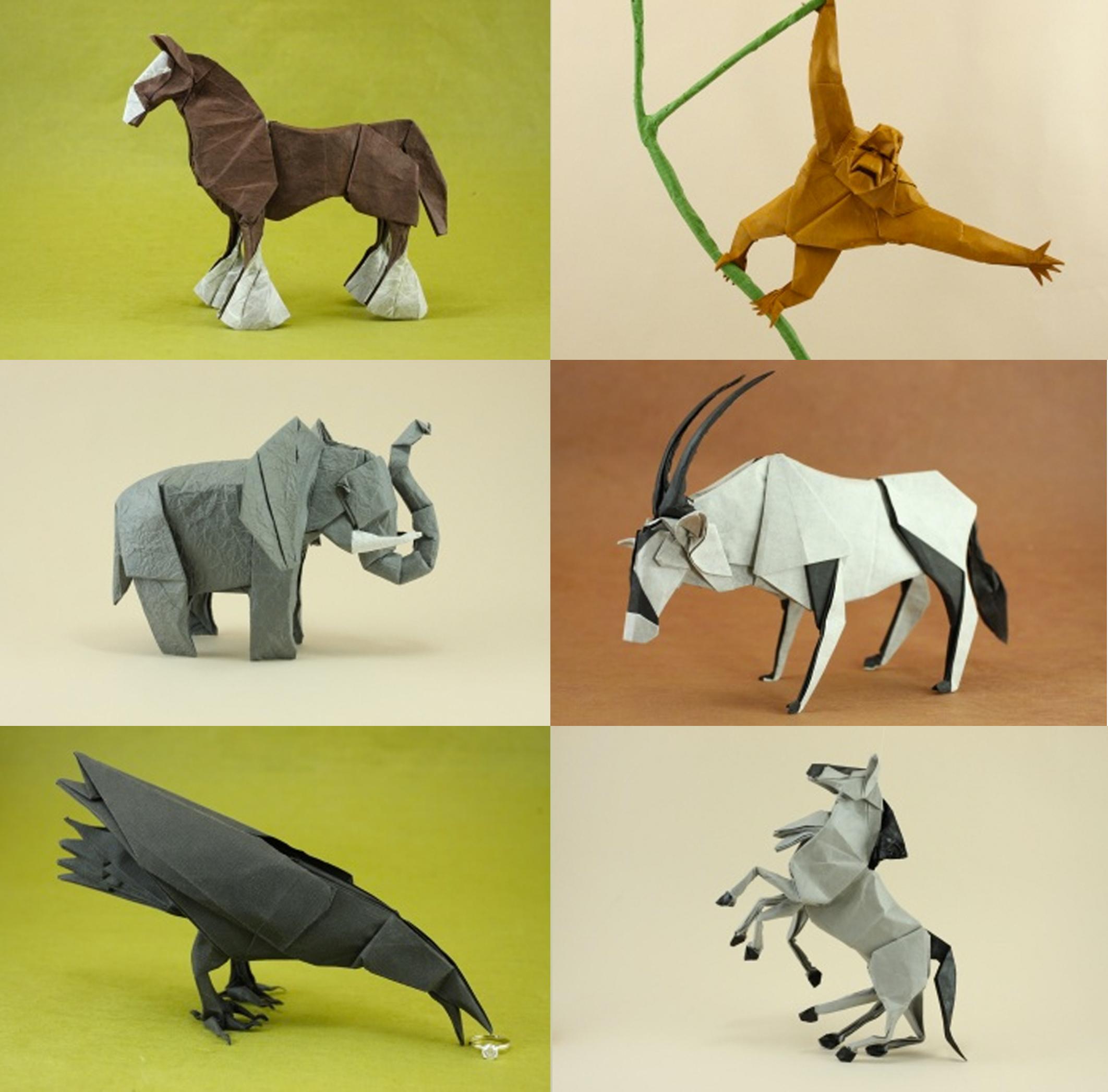 Origami Animals - Fun, Cute & Easy to Fold | 2094x2124