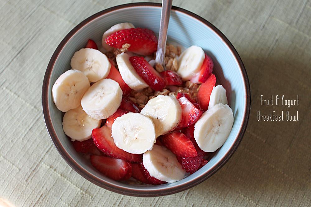From The Kitchen Fruit Yogurt Amp Granola Love Cupcakes