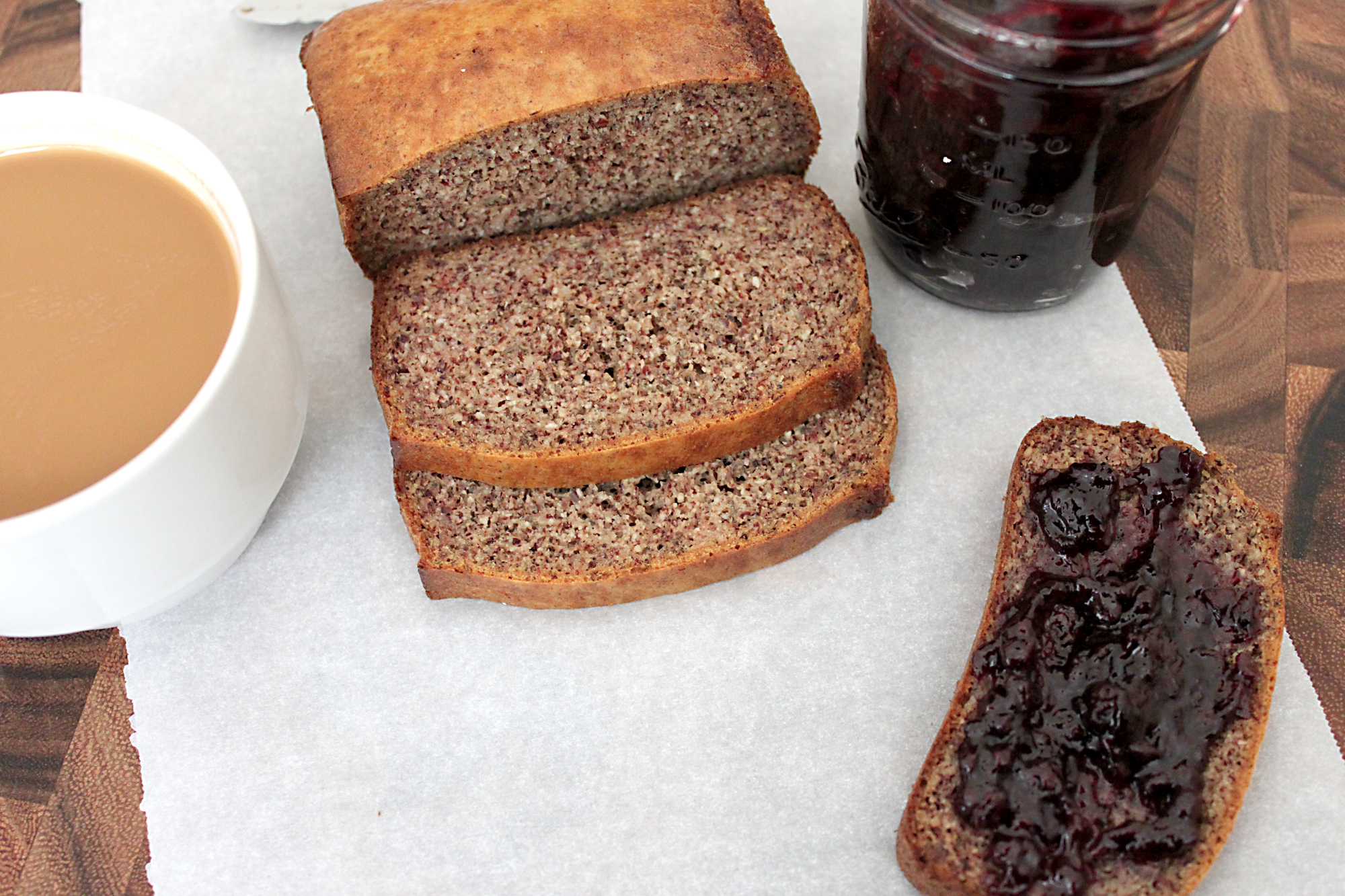 Almond Flour Bread From the Kitchen: Almo...