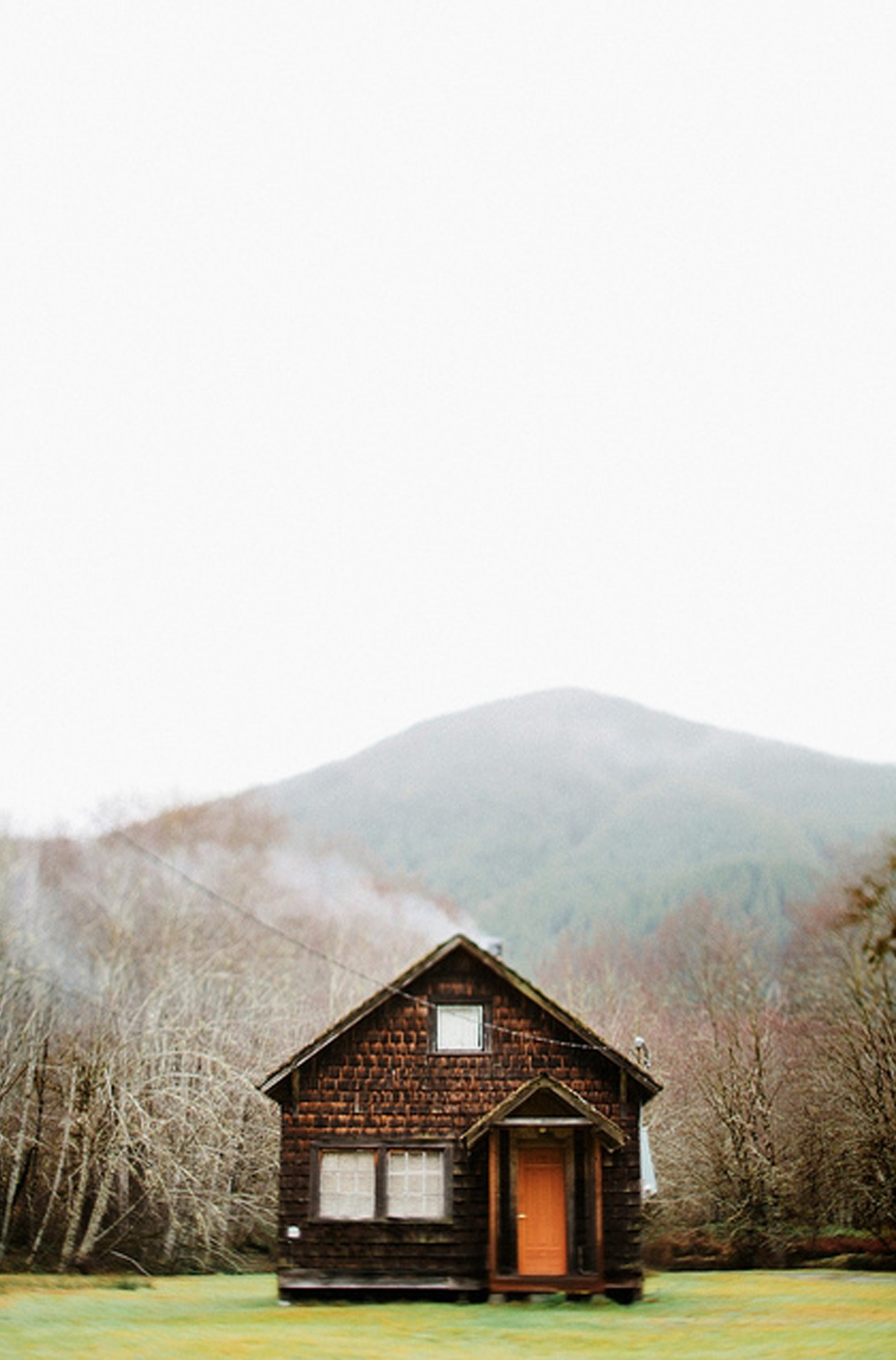 Little house in the woods love cupcakes blog for Building a small cabin in the woods