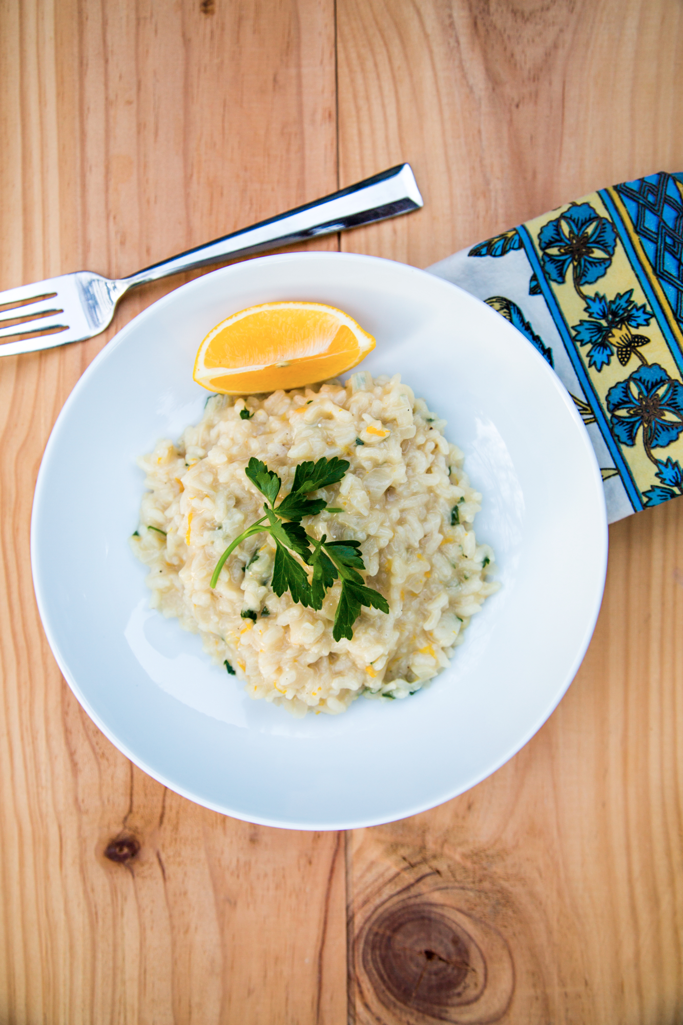 From the kitchen: Meyer Lemon Risotto | {love+cupcakes} Blog