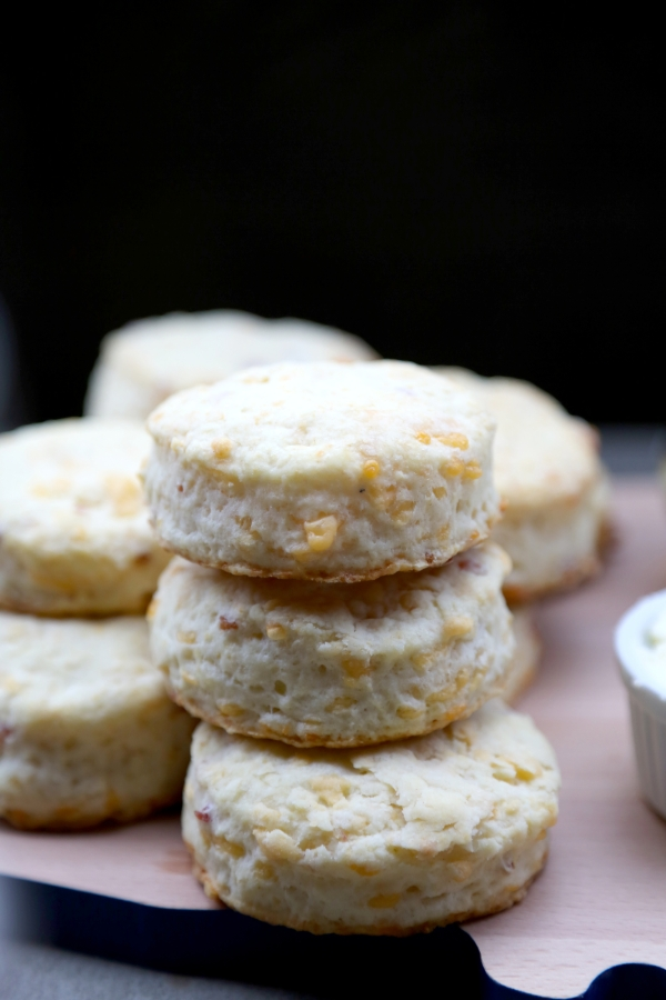 From The Kitchen Pancetta Amp Aged Gouda Biscuits Love
