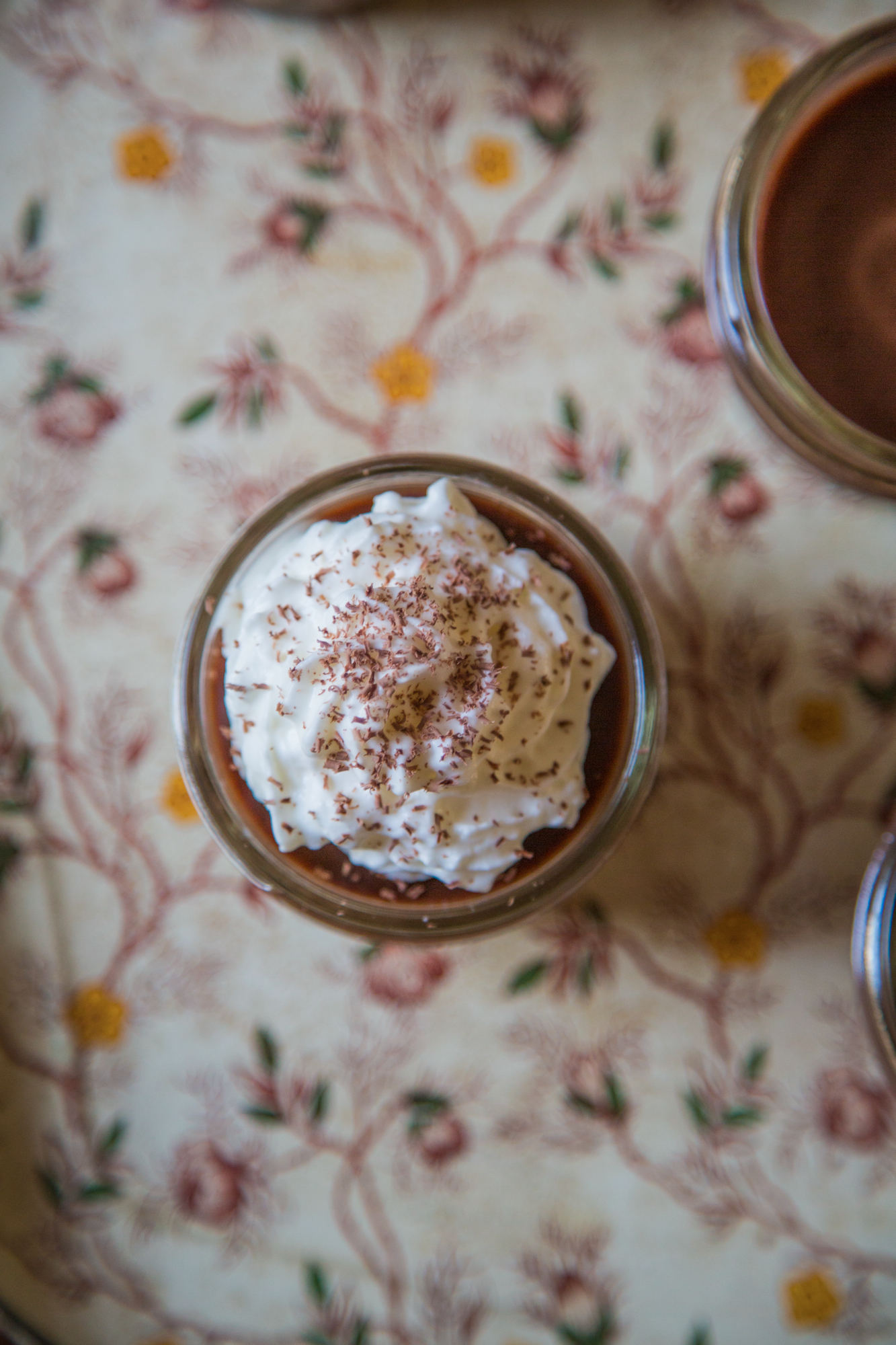 From the kitchen: Nutella Pots de Creme | {love+cupcakes} Blog