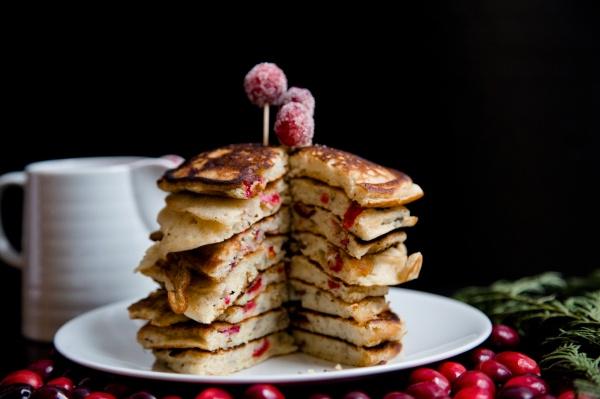 Cranberry Pancakes_003