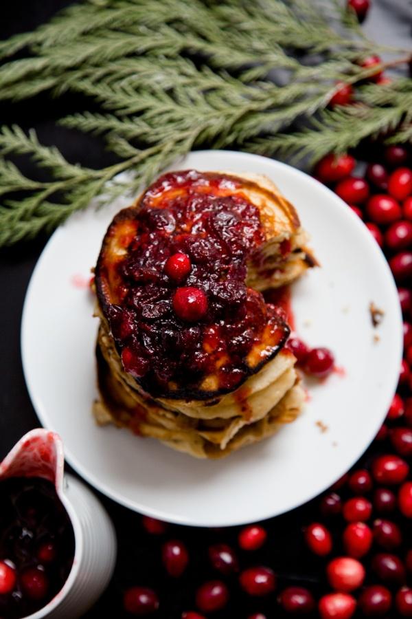 Cranberry Pancakes_004